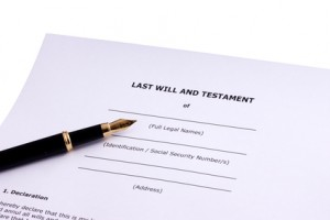 Last Will and Testament Foreign Visa